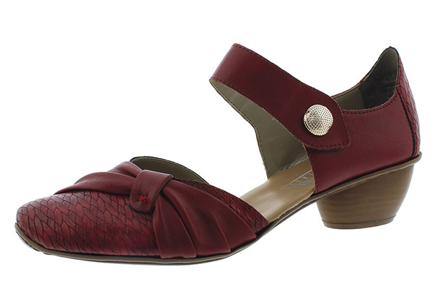 RIEKER FS19 Sandale medocrosso Gr. 36 42